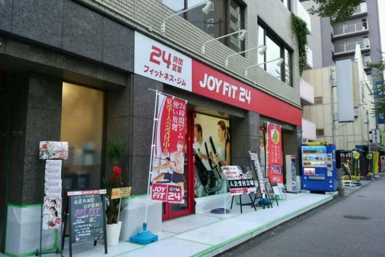 joy fit24江坂①
