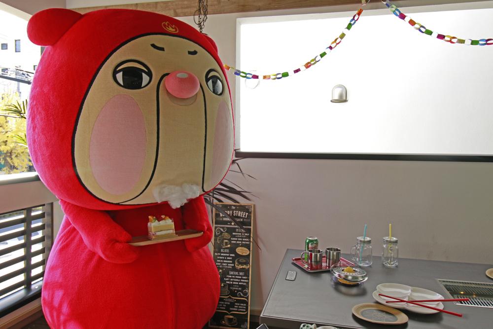 西吹田リトルフォレスト9号地ケーキ