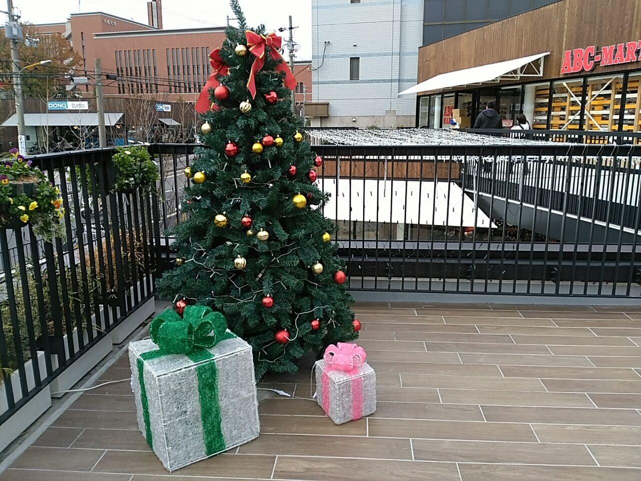 グリーンプレイス クリスマスツリー
