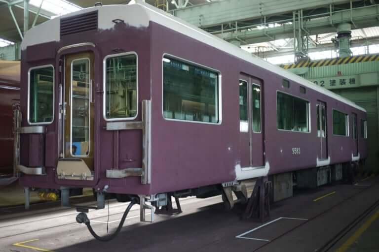 阪急正雀工場