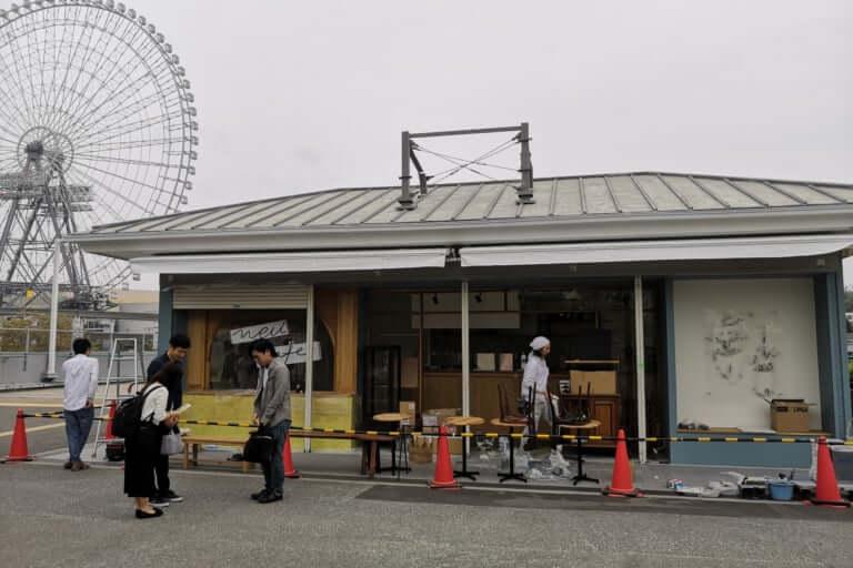 【吹田市】4月27日(土)万博公園の中央口にオシャレカフェがオープン!箕面に本店を構えるあのカフェが万博にくるーー♪♪
