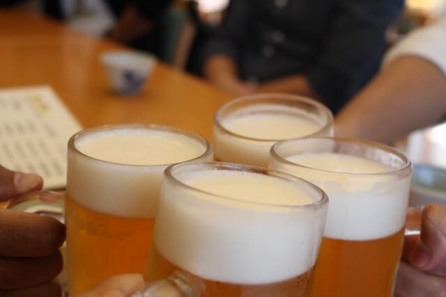 ビール 居酒屋