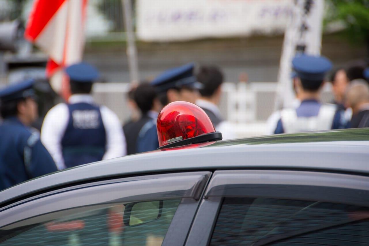 拳銃強奪容疑者東京都在住