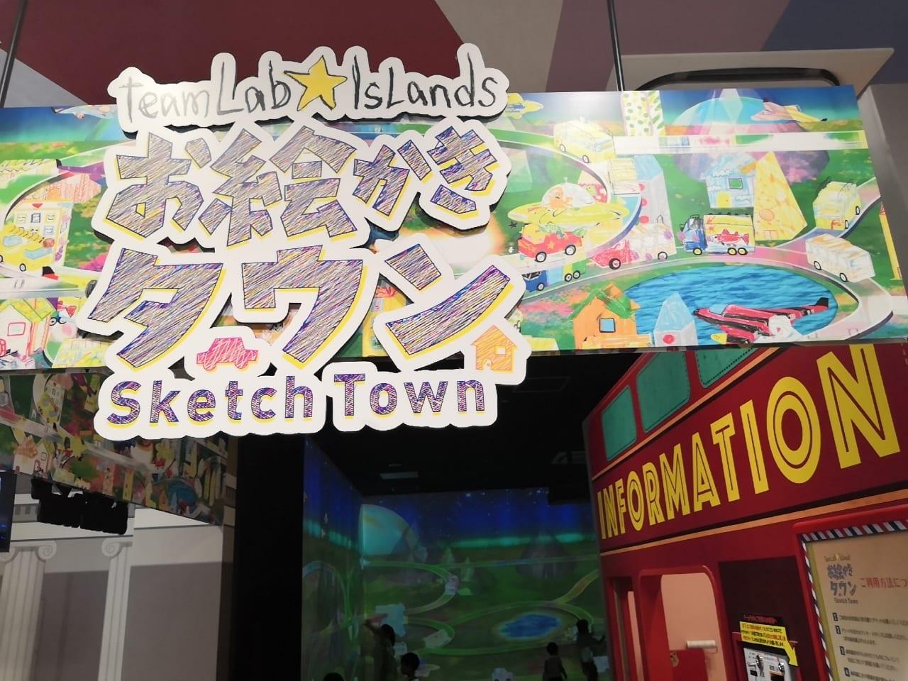 お絵描きタウン