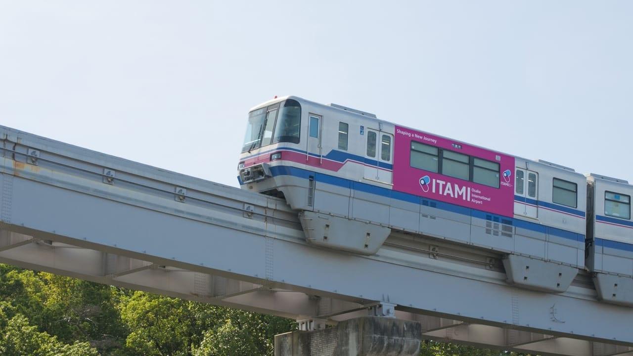大阪モノレール遅延