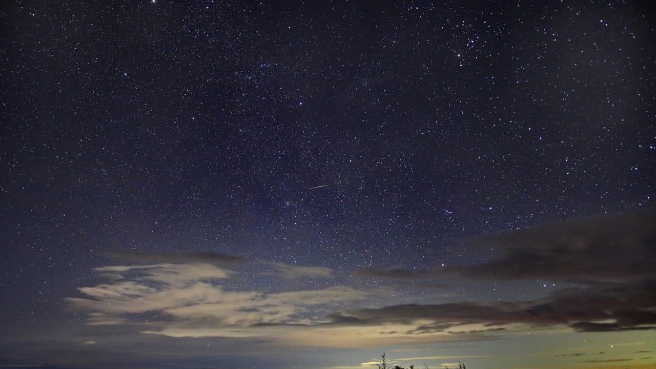 流星群 イメージ