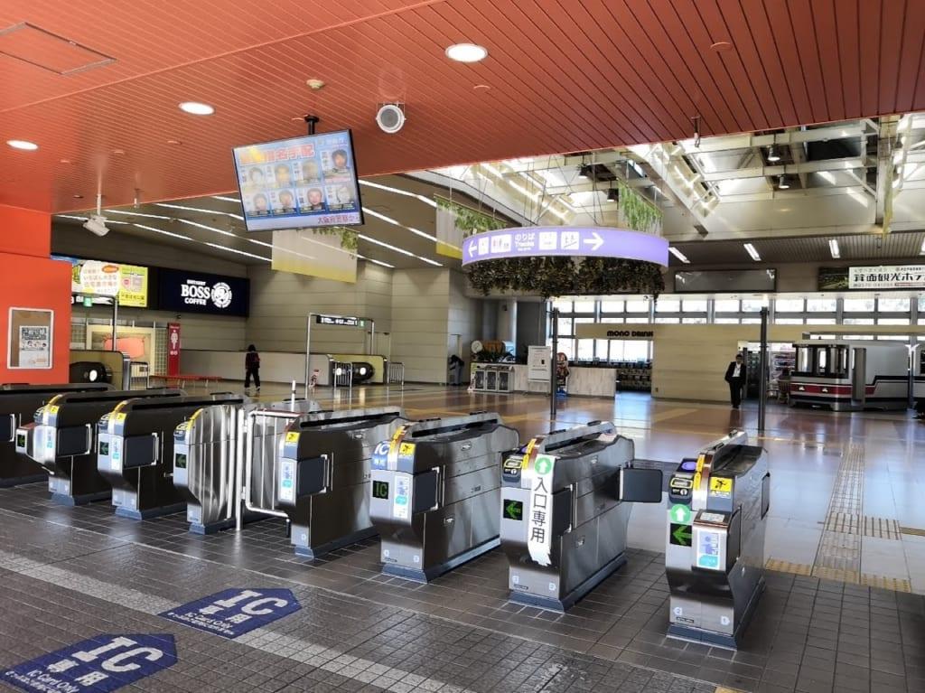モノレール万博記念公園駅